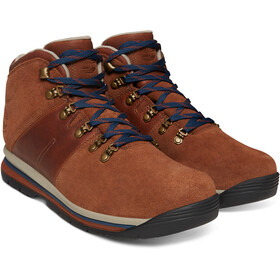 Timberland GT Rally Mid Leather WP Zapatillas Hombre, medium brown suede